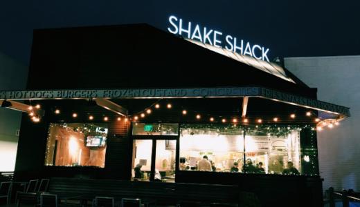 【Shake Shack】日本で人気のハンバーガーショップ、アメリカではグルテンフリー バンズに変更可能