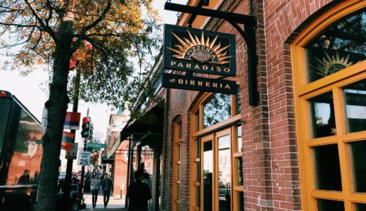 【Pizzeria Paradiso】D.C.にあるイタリアンピザ、グルテンフリー生地に変更可能です